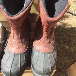 NWOB Columbia Boots